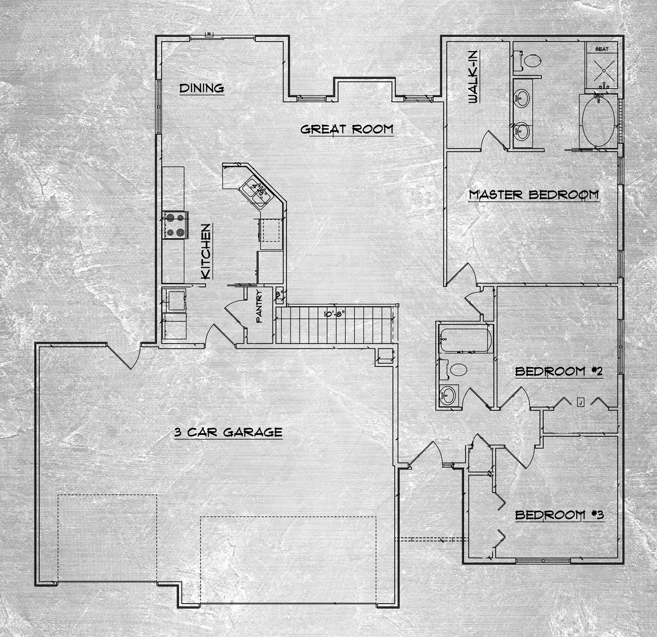 Dan gregg construction cheyenne wyoming for Summit homes floor plans